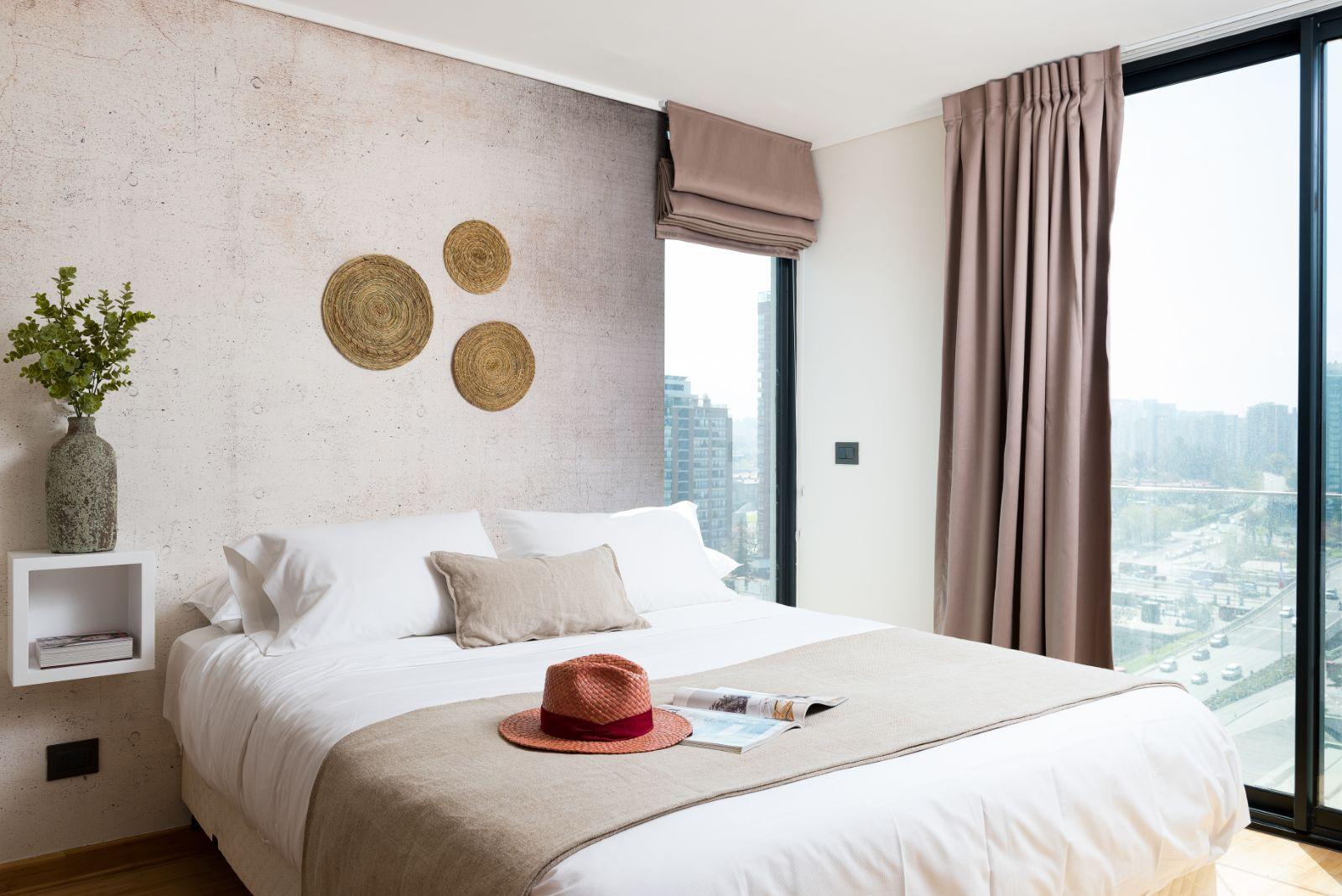 Dpto 1 dormitorio con sofá · El Golf · Zip Housing · Santiago de Chile