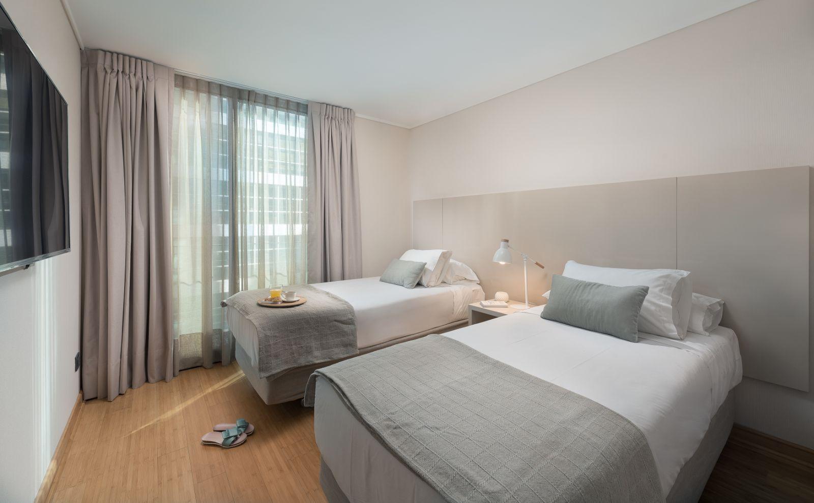 Two bedrooms · El Golf · Zip Housing · Santiago de Chile
