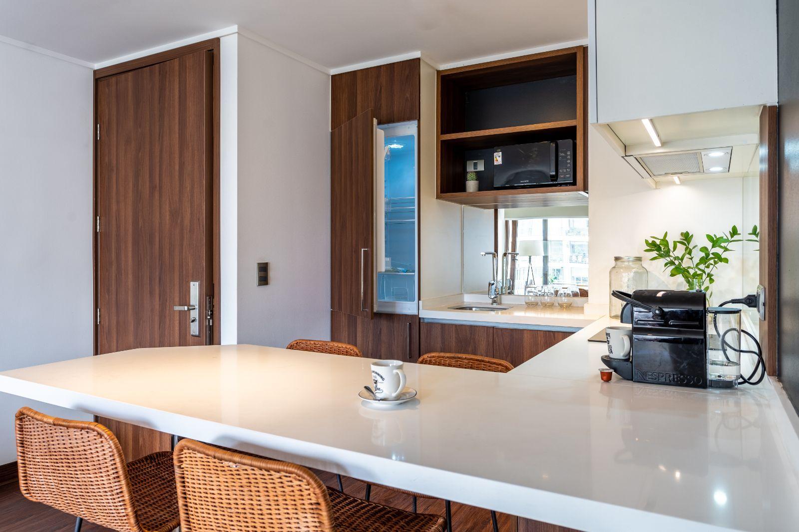 Suite · Nueva Las Condes · Zip Housing · Santiago de Chile