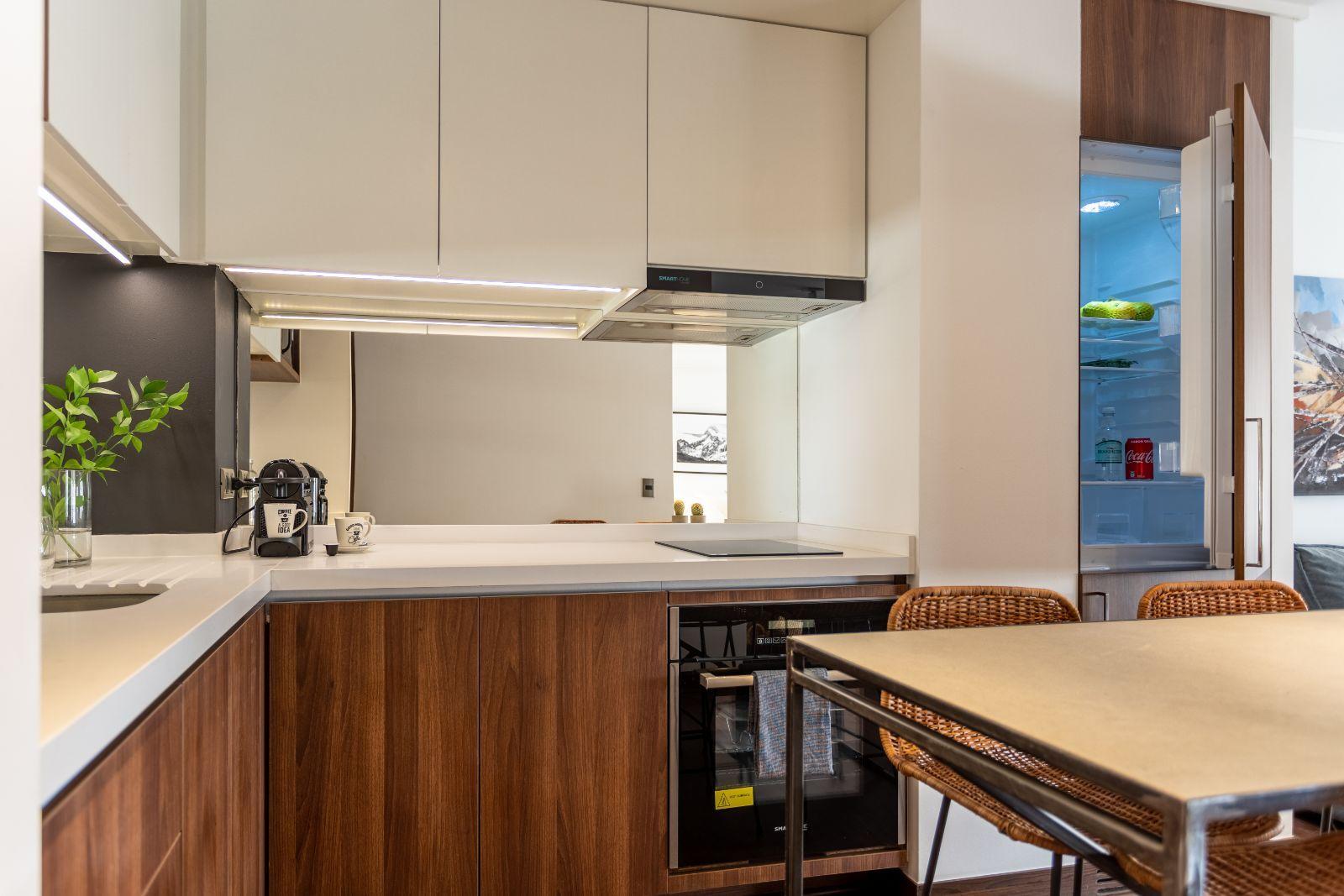 Open Suite · Nueva Las Condes · Zip Housing · Santiago de Chile