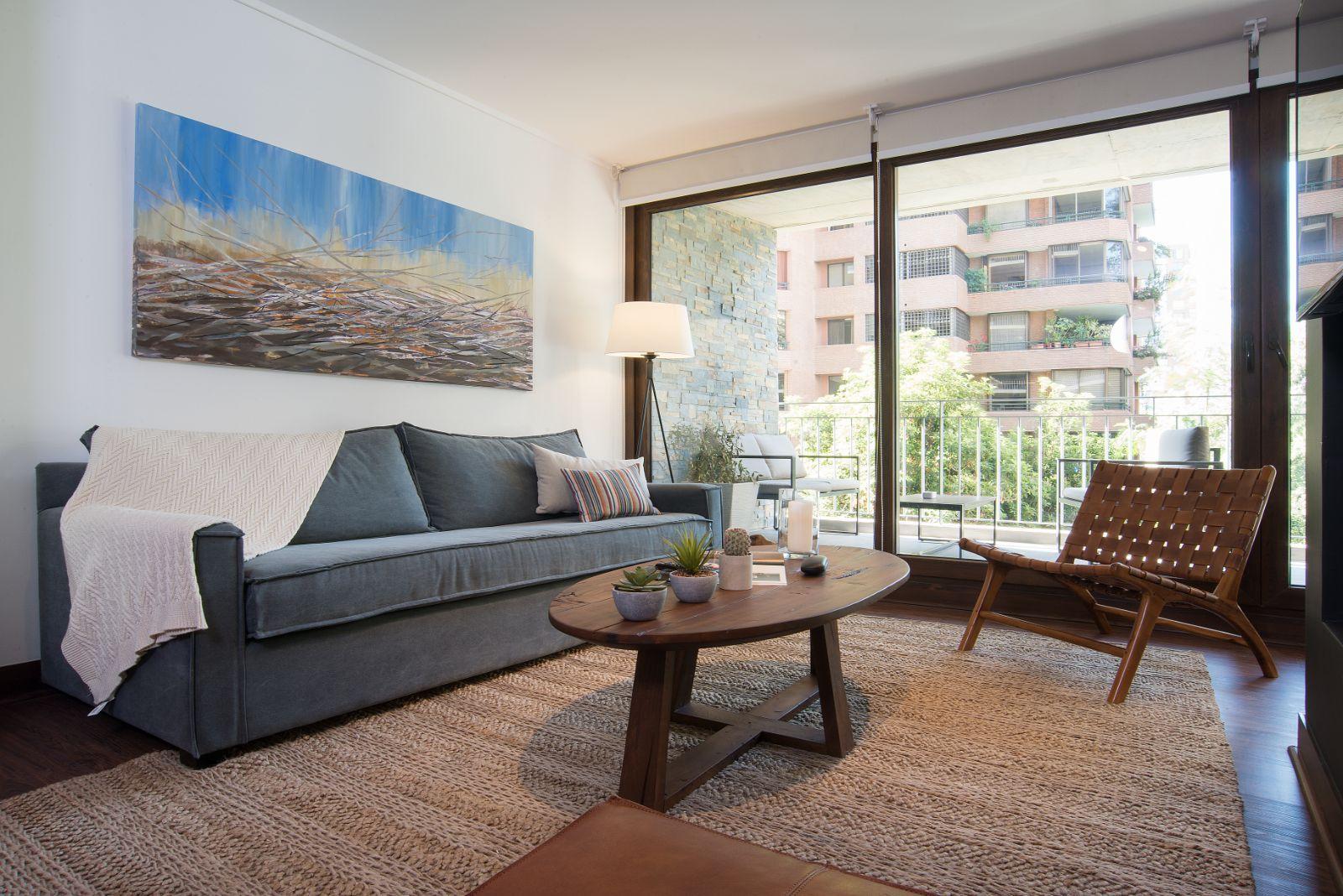 Open Suite Terraza · Nueva Las Condes · Zip Housing · Santiago de Chile
