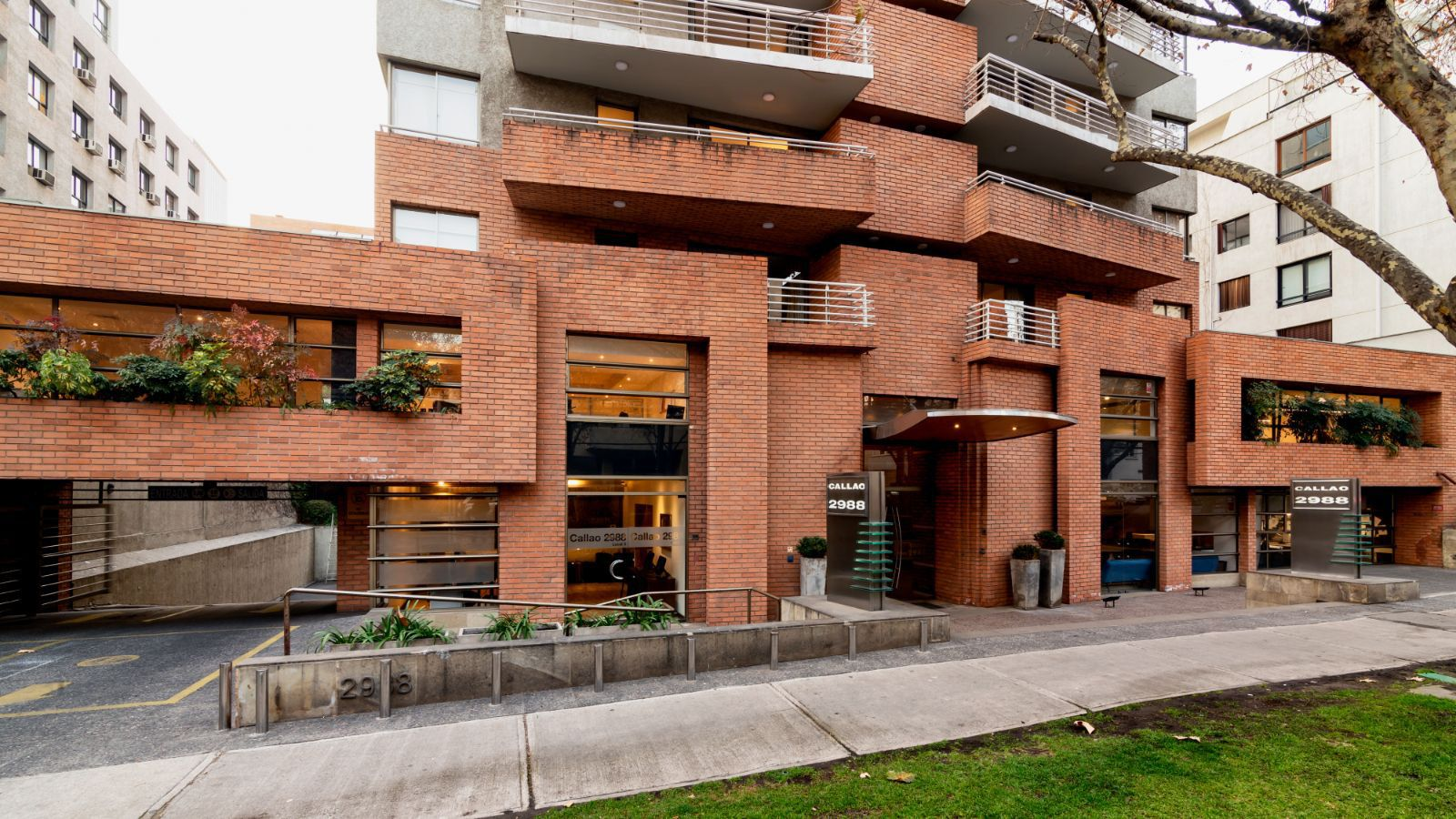 Callao · Zip Housing · Santiago de Chile